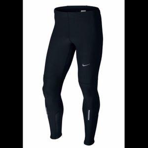 NWT NIKE Men's Dri-Fit Running Leggings, Size M
